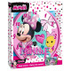 Wall Clock Disney Minnie 25cm