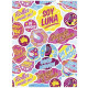 Disney Soy Luna Table Cover 120 * 180 cm