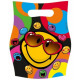 Emoji Gift Bag with 6 pieces