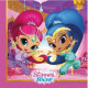 Shimmer and Shine napkins are 20 pcs