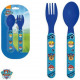 Cutlery Set - 2-piece Paw Patrol