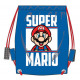 Super Mario sports bag with exercise bag 37 cm