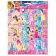 Sticker set for Disney Princess , Princesses