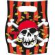 Pirate, Pirate Gift Bag 6 pcs