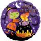 Halloween-folieballon 43 cm