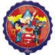 DC Super Hero Girls, Teen Super Heroes Foil Balloo