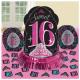 Happy Birthday 16 Table Decoration Set