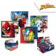 Spiderman, Avengers Magic Handtuch 30x30cm