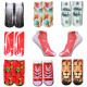 Pack of 7 Printed 3D Socks Socks