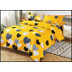 Bedding set bark 200x220 4 pieces K-5653