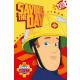 handdoekkatoen 40x60 Fireman Sam