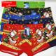 4829 Cotton Boxer Briefs for Men, L-3XL, Christmas