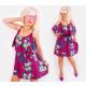 C17526 Women Summer Dress, Beautiful Line