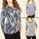 4166 Loose Blouses, Tunics, Large Size, Various De