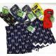 4831 Bamboo Boxer Shorts, L-3XL, Laurel Wreath