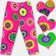 A19136 Leggings für Mädchen, marokkanisch 4-12