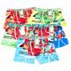 Boys Boxer Shorts, Bamboo, Cool Boy 2-6 years 5581