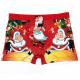 Boxer de Navidad para hombre, algodón L- 3XL, 57