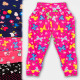 4632 Loose Pants For Girls 4-8 Years, Mix Patterns