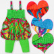 A19128 2-in-1 Summer Set for Girls 4-12