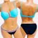 4619 Women Swimsuit, Aztec Inserts