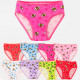 4536 Panties for a Girl, Bees, 3-8 years old