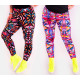 4445 Leggings Fitness, Plus Size Pants, Push Up