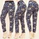 C17193 Pantalons Ventilés, Plus Size, Cute Pattern