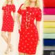 BI465 Niza vestido, túnica, patrón femenino