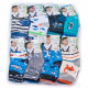 Kids Socks with ABS, Many Designs, 0-24, 5299