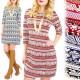 4202 robe modelée, tunique, Oversize