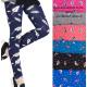 Leggings For Girls, 104-152, Polka Dots, 5393