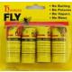 Flypaper 4 pcs