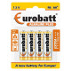 Alkaline Plus R6 AA batteries 4 pcs.