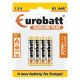 Alkaline Plus R3 AAA batteries 4 pcs