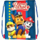 Rucksack - Paw Patrol Bag Blue Boy A4 Kinder