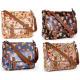 CB169 Owls Glitter Varnished Purse handbags;