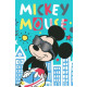 towel Mickey 048 40X60 FROTTE DIS.