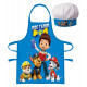 An apron and a cooking hat Paw Patrol 1060