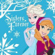 toalla 30x30 frozen Disney Elsa Anna