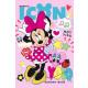 towel 50x90 Disney Minnie Mouse 100% coton