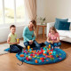 Foldable play mat