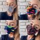 10x Wigofil-Gesichtsmaske für Erwachsene