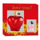 WATER Parfum LOVE YOU RED