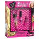 Bi-es Disney Set de regalo Barbie Chica