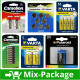 Mix-Package: Batterie Bestseller