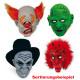 Full Face Mask Halloween, assorted models
