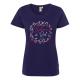 Ladies print shirt