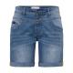 Jeans da donna Bermuda, denim blu, taglie assortit