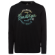 Men's Longsleeve Legendary, black, M